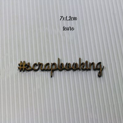 #scrapbooking