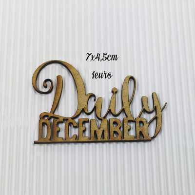 Daily december