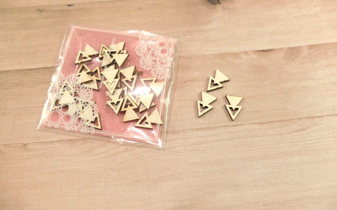 Sachet minis triangles