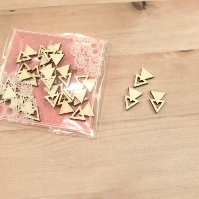 Sachet minis triangles