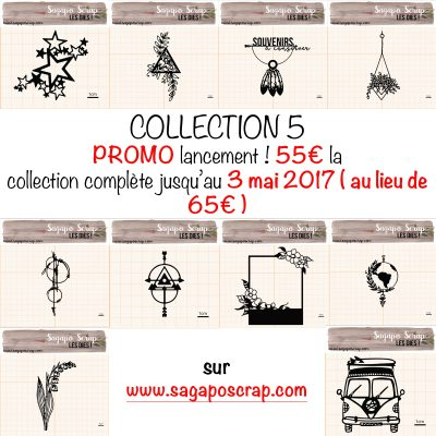 Collection 5 promo