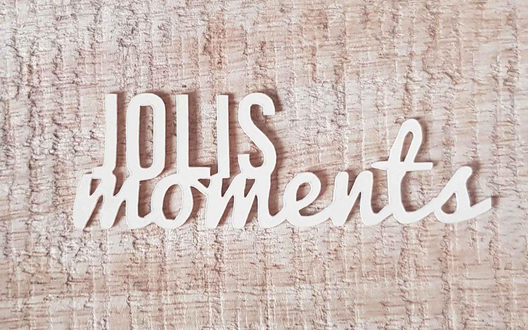 Jolis moments ( Acrylique Beige )