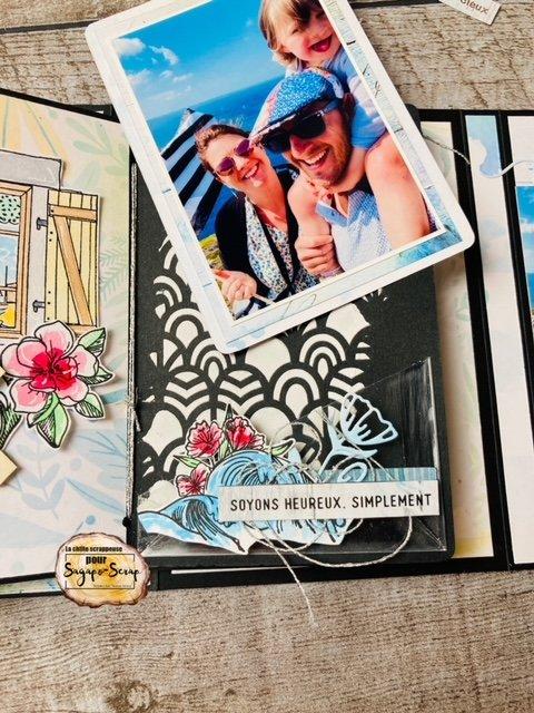 mini album bretagne scrap pochette rodhoid