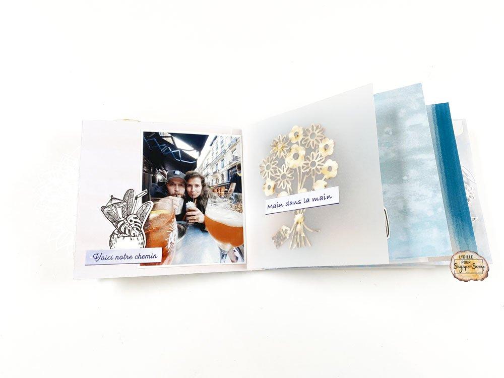 mini album anniversaire Lydille page 2