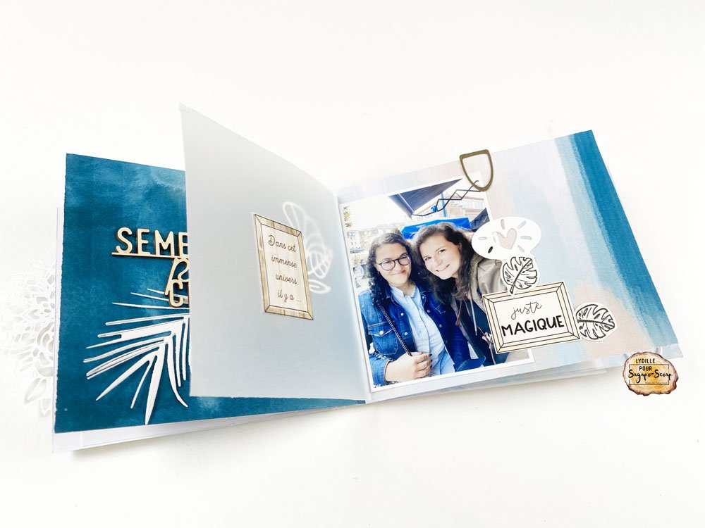 mini album anniversaire Lydille page 5