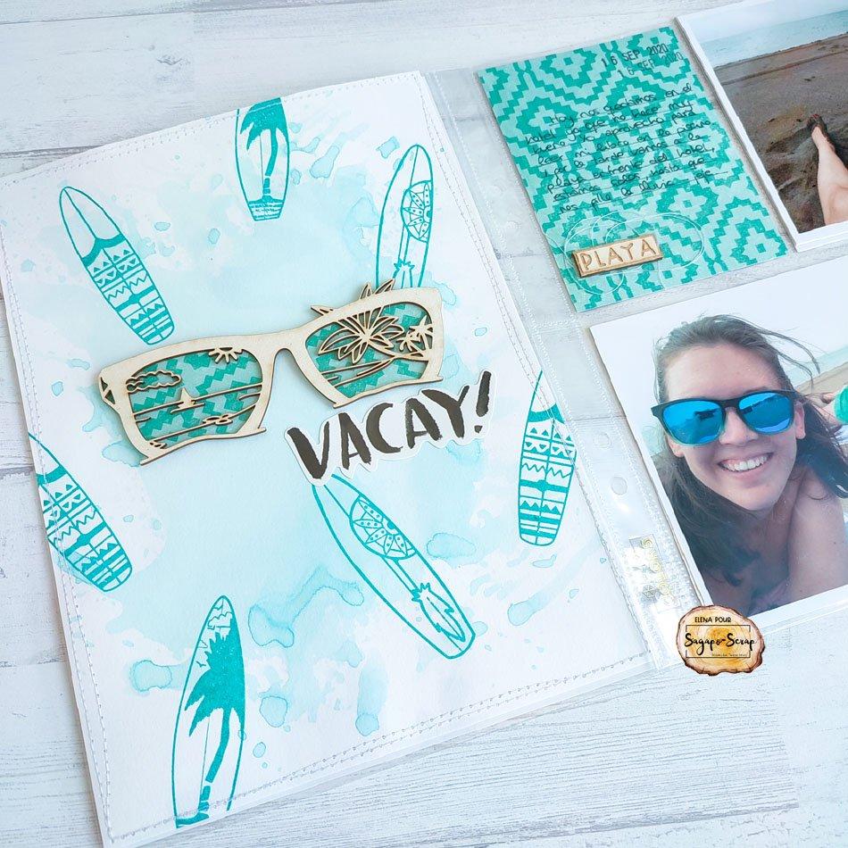project life vacay surf elena PL