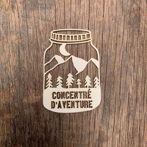 Carton-bois-bocal-concentré-d'aventure