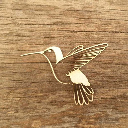 Carton-bois-petit-oiseau-colibri-symbole-pma
