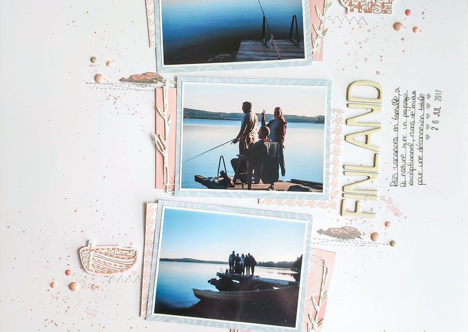Page 3 photos, pêche en famille par Elena