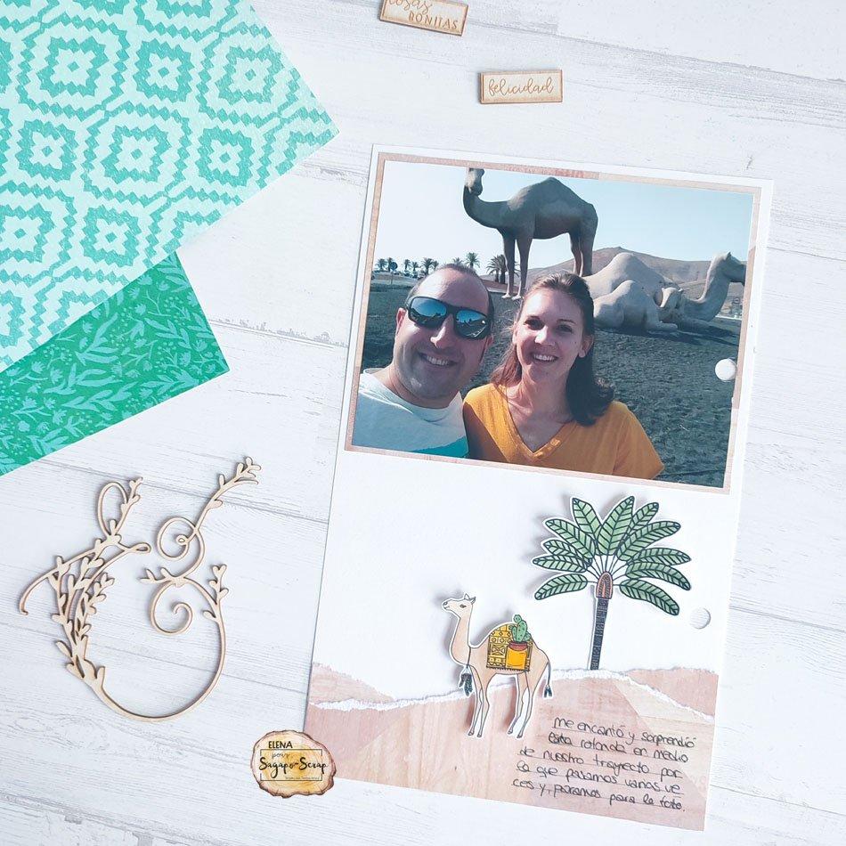 project life sable et mer desert