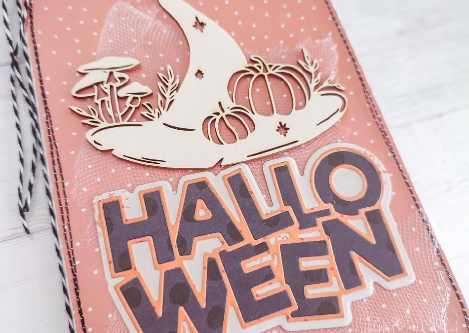 Mini-album Halloween par Elena